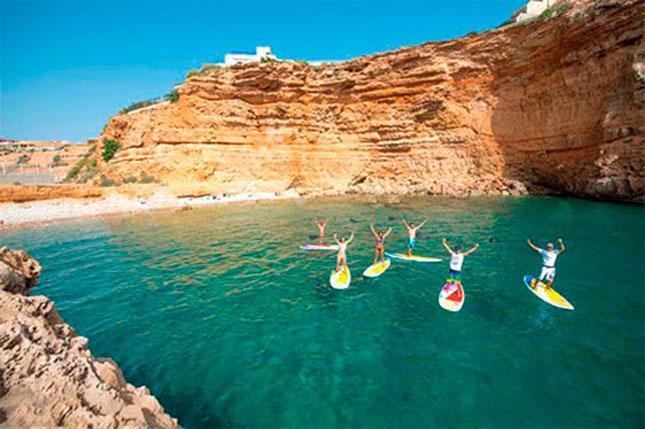 Algarve Paddle Surf