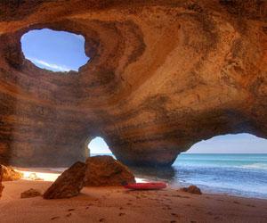 Benagil Grotte Algarve