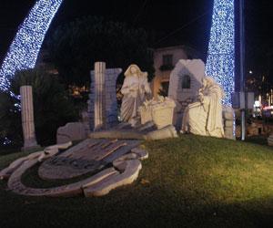 Juleudsmykning i Cascais