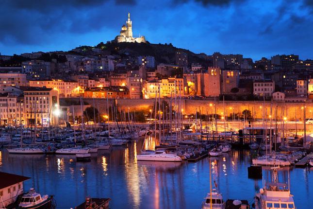 Marseille Frankrig