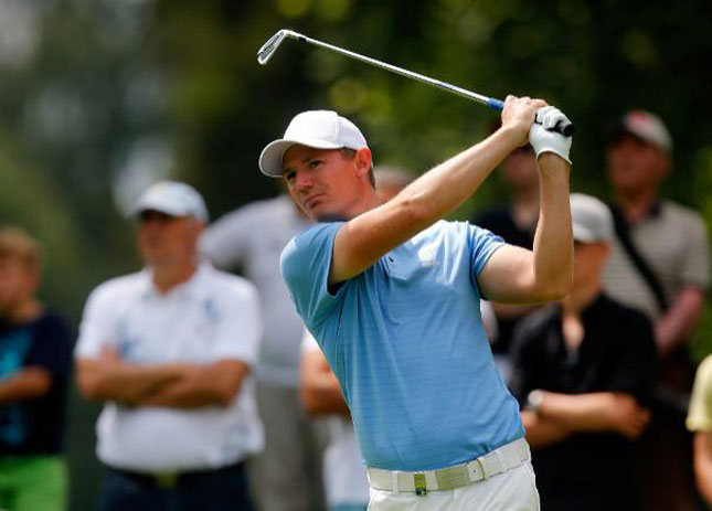 Lasse Jensen golf