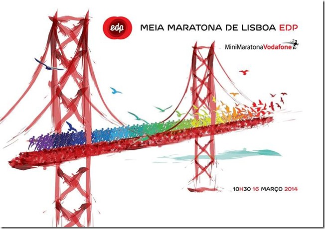 Lisbon Halfmarathon 2014