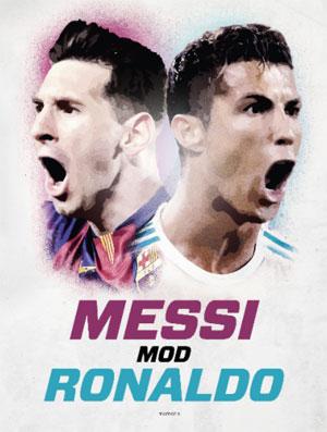 Messi mod Ronaldo bog