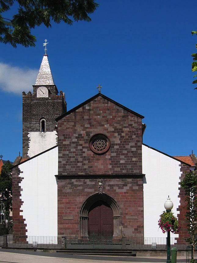Sé domkirke Funchal