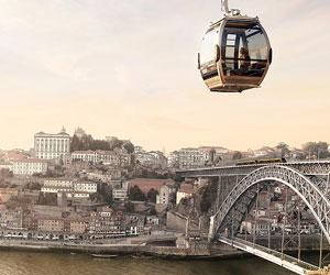 Svævebane Porto