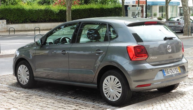 VW Polo biludlejning