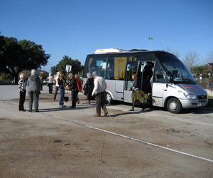 Bus til Alentejo