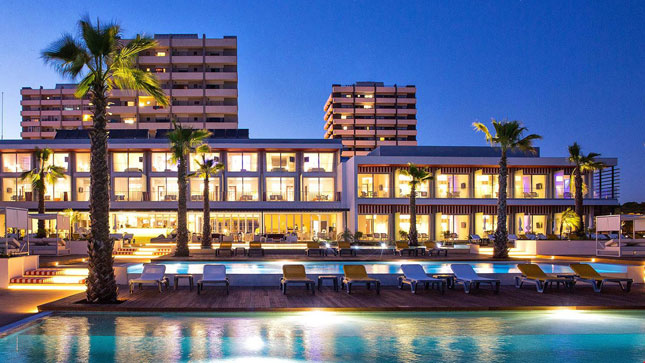 Pestana Algarve pools