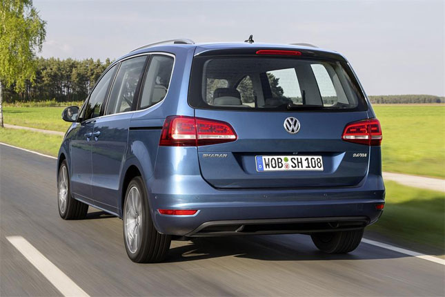 VW Sharan lissabon