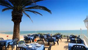 Hotel Garbe på Algarvekysten