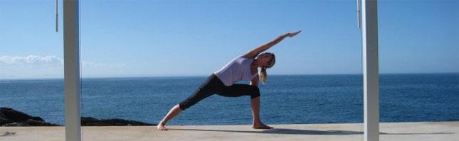 Annett Mottlau - Iyengar Yoga Cascais