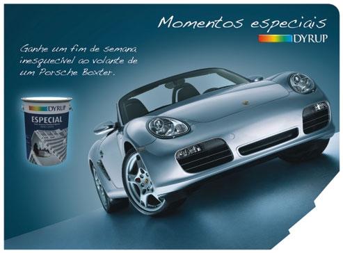 Porsche Boxster - Dyrups