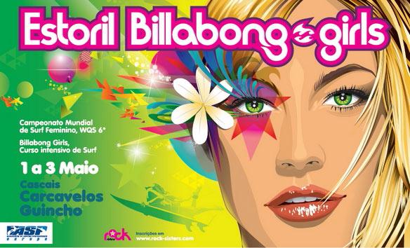 Estoril Billabong Girls