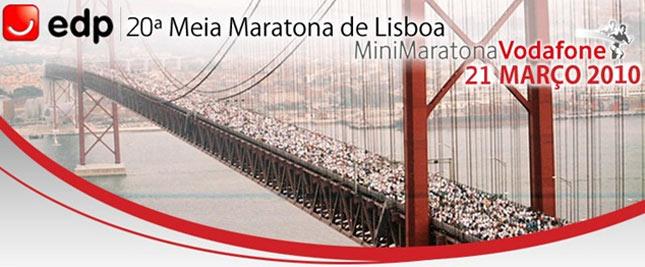 Lisbon half marathon