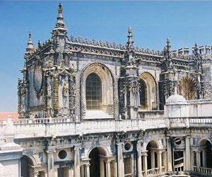 Kristus klosteret, Tomar