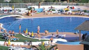 Billigt hotel i Algarve