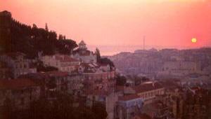 Billigt hotel i Lissabon