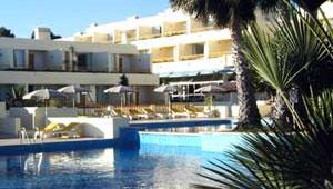 Cristal Baia Hotel i Algarve