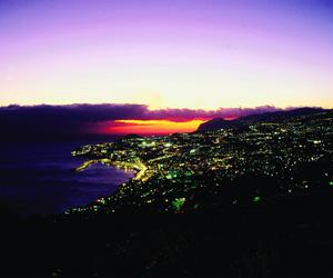 Madeira, Funchal - Vejrudsigt