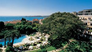 Hotel Lapa Palace - Luksushotel i Lissabon