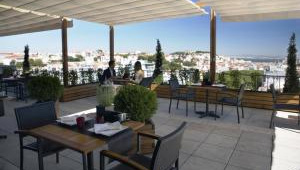 Hotel Tivoli Lisboa - 5-stjernet hotel i Lissabon