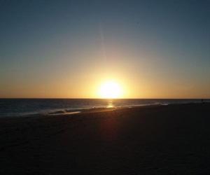 Solnedgang, Kap Verde