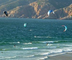 Kitesurfing i Portugal