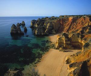 Lagos strand, Algarve