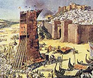Belejring 1147, Lissabon