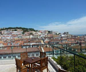 Lissabon udsigt