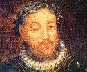 Luis de Camões, digter, Portugal