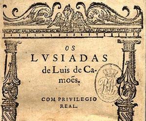 Lusiaden, Luís de Camões