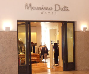 Massimo Dutti Lissabon