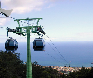 Tovbane i Monte, Funchal, Madeira