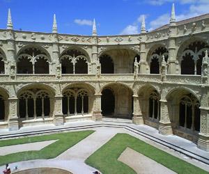 Mosteiro dos Jeronimos, Belém