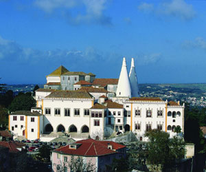 National Paladset i Sintra