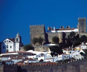 Óbidos, Middelalderbyen Obidos