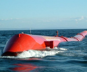 Pelamis Wave Power
