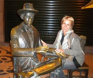 Få din egen personlige lokale rejseassistent i Lissabon