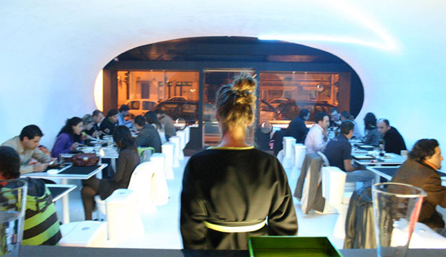 Restaurant i Porto