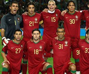 Portugals fodboldlandshold