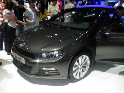Scirocco model 2009