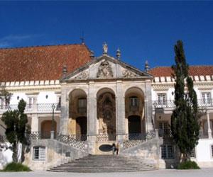 Bibliotek, Coimbra Universitet